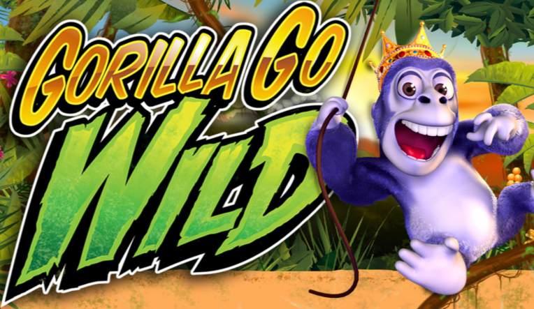 Gorilla Go Wild – Slot Pelaa Online