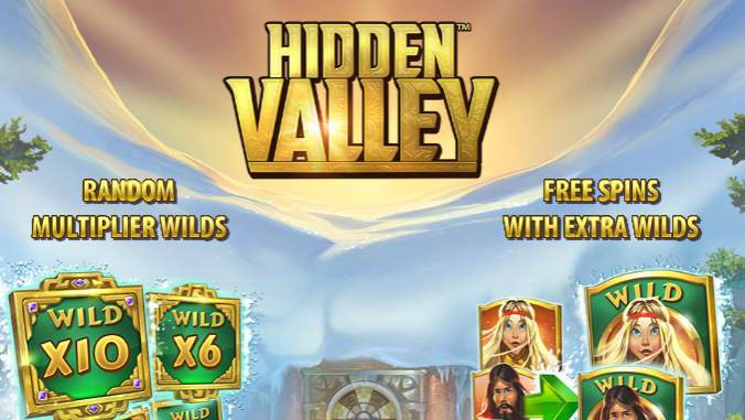Hidden Valley – Slot Pelaa Online