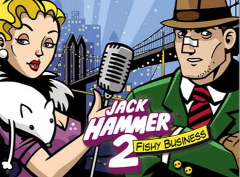 Jack Hammer 2 – Slot Pelaa Online