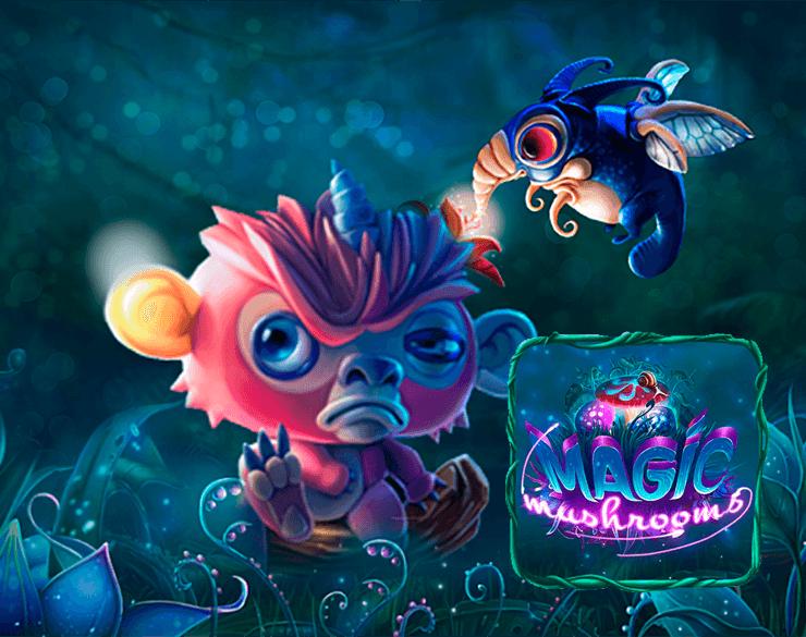 Magic Mushrooms – Slot Pelaa Online