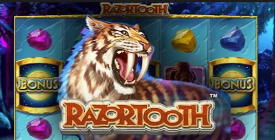 Razortooth – Slot Pelaa Online