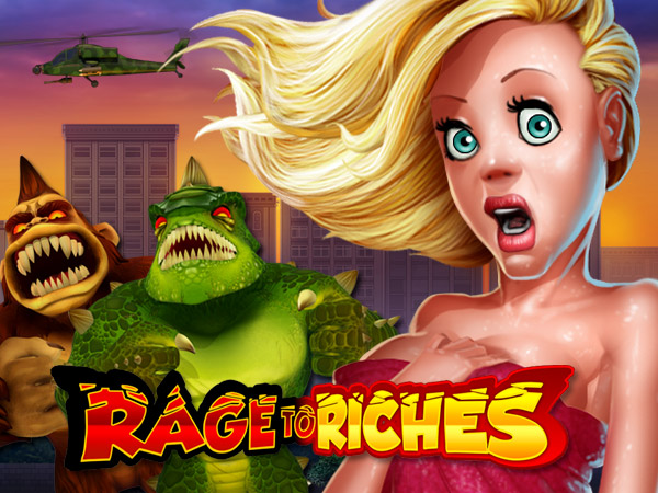 Rage to Riches – Slot Pelaa Online