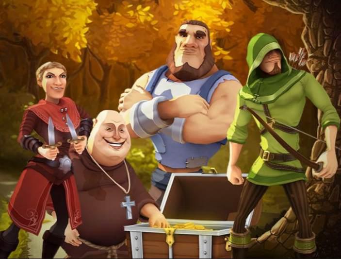 Robin Hood – Slot Pelaa Online