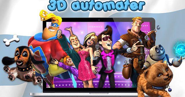 3D automater