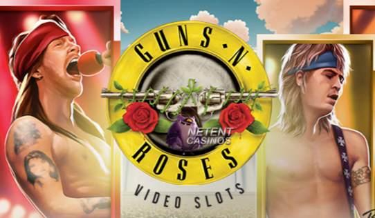 Guns N' Roses Slot Pelaa Online