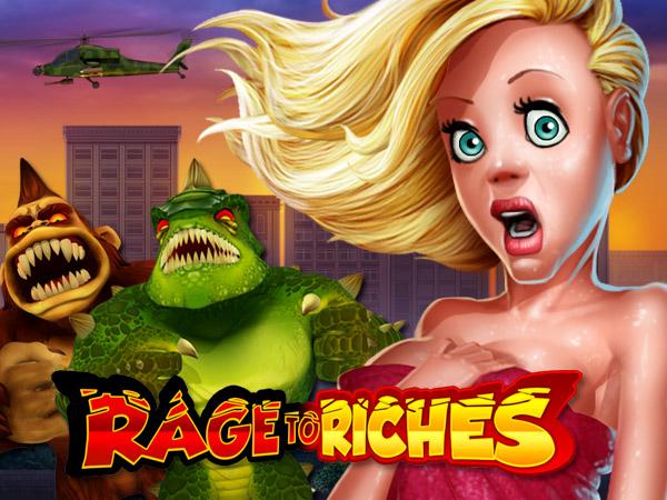 Rage to Riches – Slot Pelaa Online